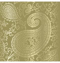 Ornamental design vector