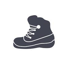 Tour boots 04 vector