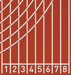 Starting line vector