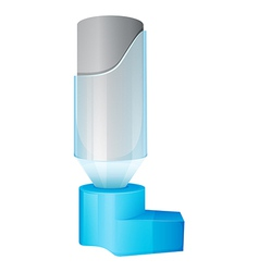 A spray bottle vector