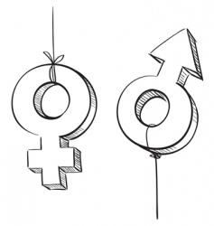 3d  symbols vector