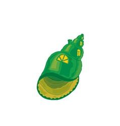 House shell vector