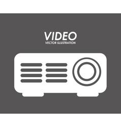 Video projector vector