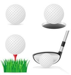 Golf 05 vector
