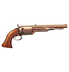 A vintage gun vector