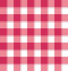 Checked weave vector