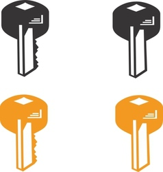 Key from home vector