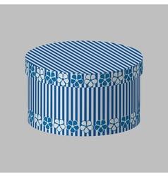 Round box vector