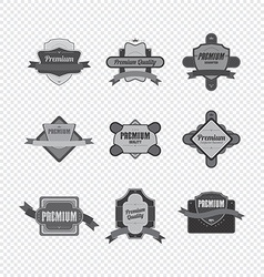 Product label sticker vector