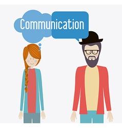 Communicate desing vector