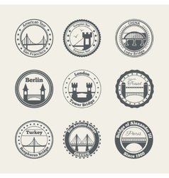 Bridge label set vector