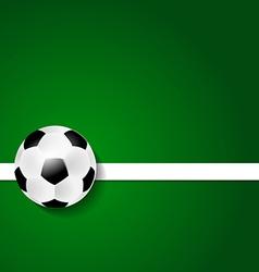 Soccer ball vector