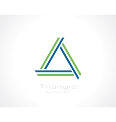 Triangle vector