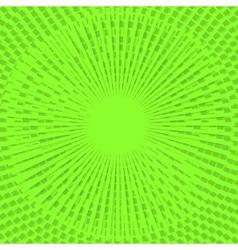 Dominos green vector