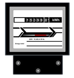 Energy meter vector