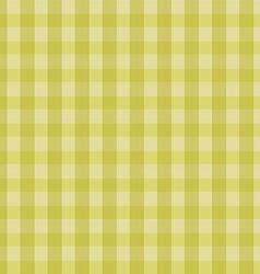 Abstract retro green square tablecloth seamless vector