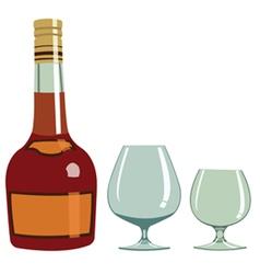 Cognac - vector