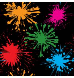 Splash background seamless vector
