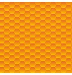 Seamless hexagonal cells texture vector