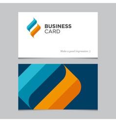 Business card 02 vector
