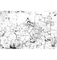 Distress cracks vector