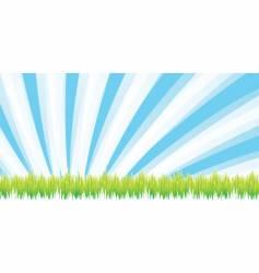 Grassy vector