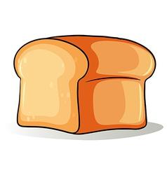Big loaf of bread vector