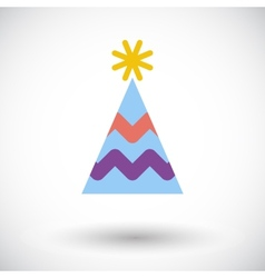 Holiday cap vector