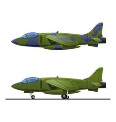 Pursuit plane vector