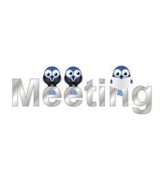 Meeting vector