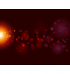 Soft focus background vector