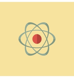 Nucleus icon vector