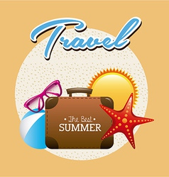 Travel concept vector