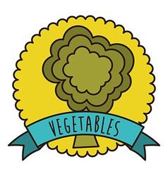 Vegetables design vector