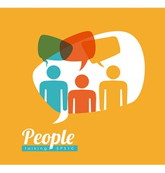 People speech vector