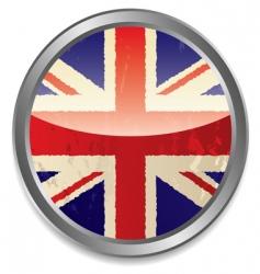 British flag icon vector