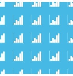 Graphic straight pattern vector