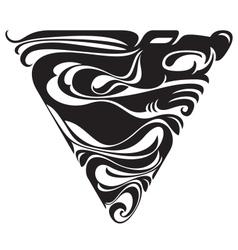 Dragon design vector