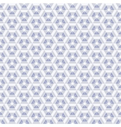 Crystal pattern vector