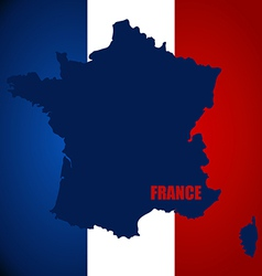 France flags concept design vector