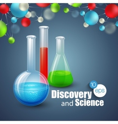 Chemical science and discovery vector