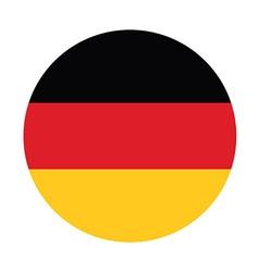 German flag vector