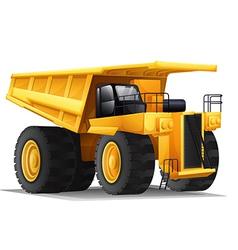 A heavy hauler vector