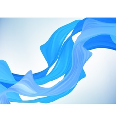 Abstract blue motion background eps 8 vector