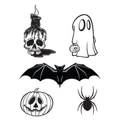 Halloween cartoon s vector