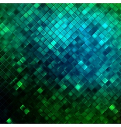 Blue glitters on a soft blurred eps 10 vector