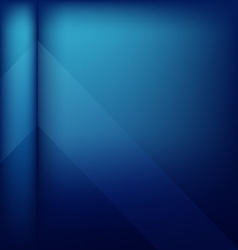 Abstract cover blue background vector