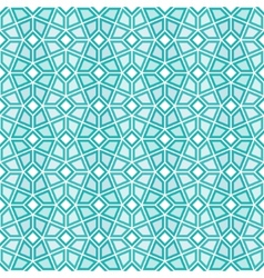 Intricated geometric pattern vector