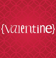 Valentine word vector