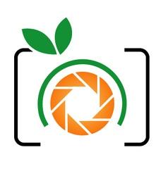 Photography logo vector